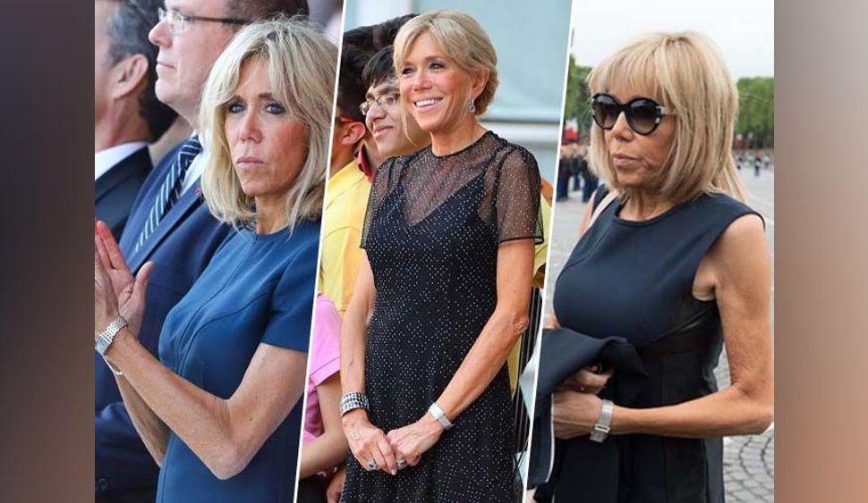 Découvrez le crush mode de Brigitte Macron