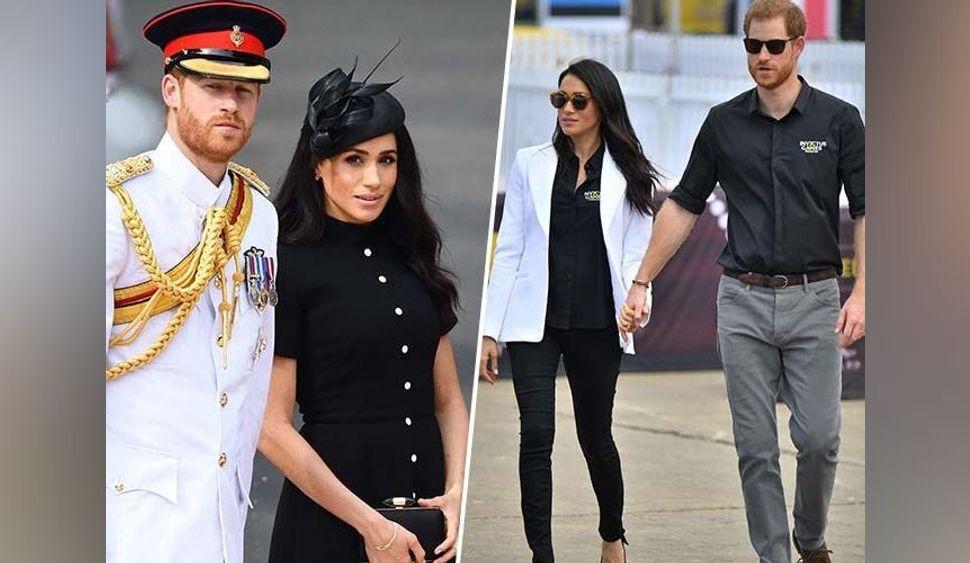Meghan Markle et le prince Harry en Australie : apprêtés ou à la cool, les futurs parents nous font encore rêver
