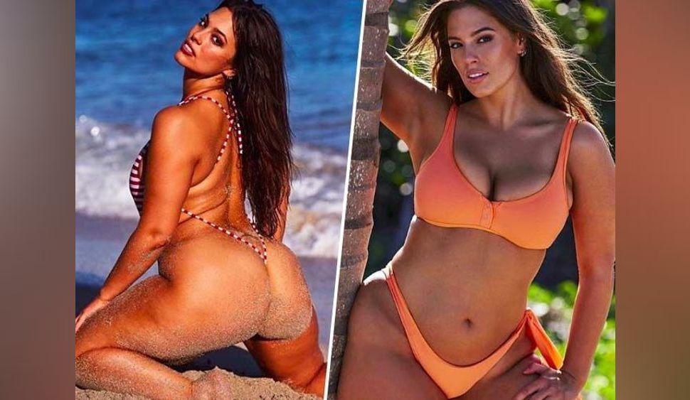 Photos : Ashley Graham : Ultra HOT et déjà prête pour la saison des bikinis