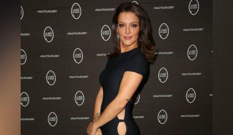 PHOTOS : Camille Lellouche ULTRA sexy dans une robe moulante et ouverte sans culotte... aux bras d'un célèbre sportif français !