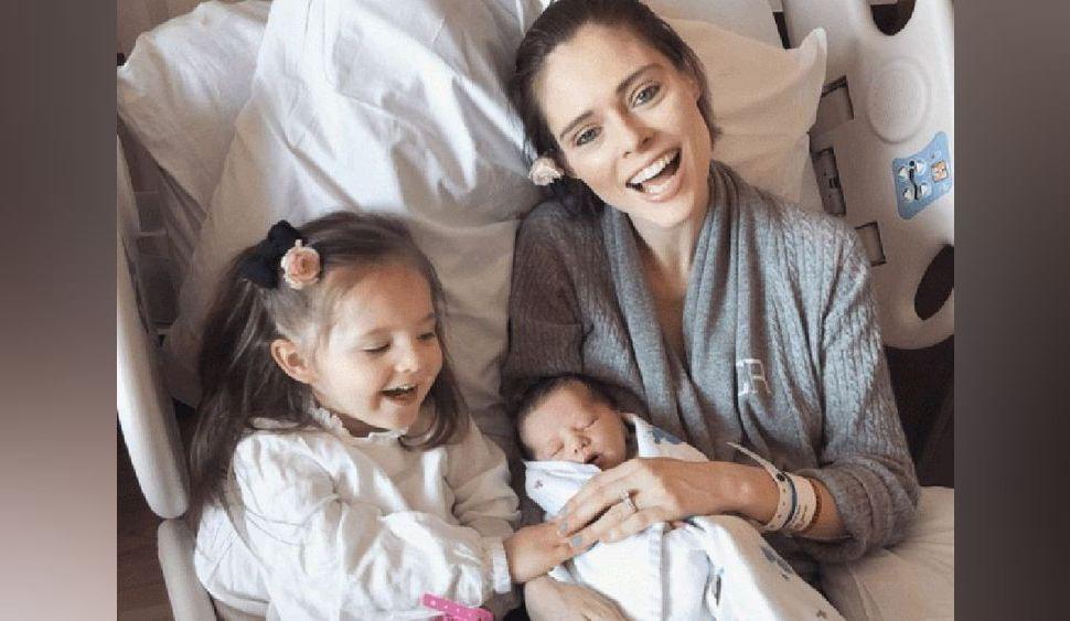 Photos : Coco Rocha a donné naissance à son deuxième enfant et affiche son bonheur sur Instagram