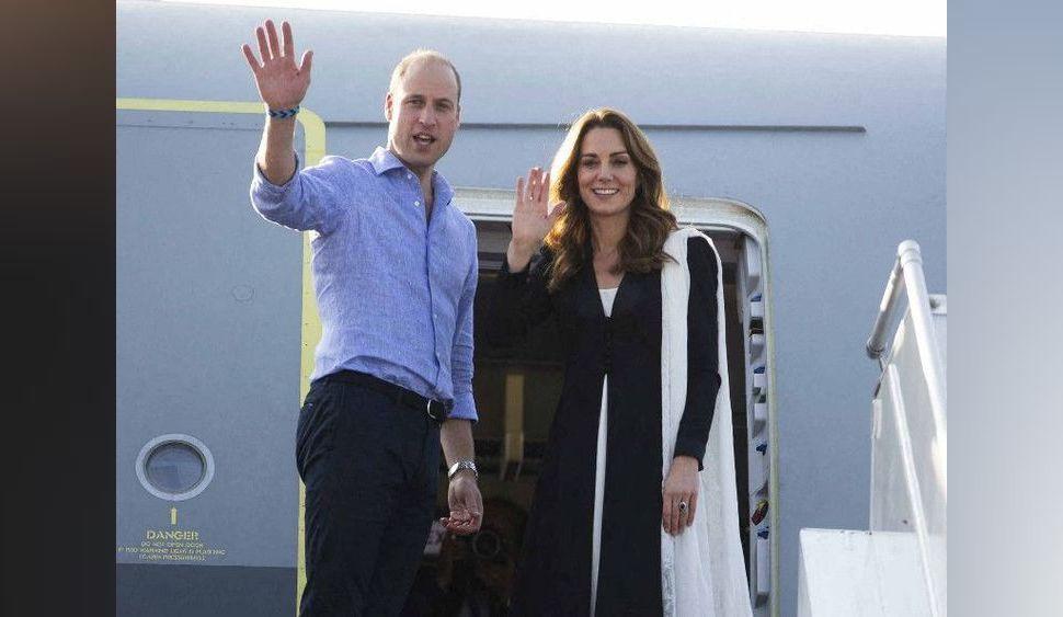 Photos : Kate Middleton & Prince William : Le récit et les images de leur voyage mouvementé au Pakistan !