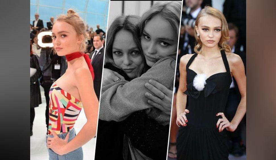 Photos : Lily-Rose Depp est majeure ! Voici les 50 fois où on l'a confondue avec Vanessa Paradis !