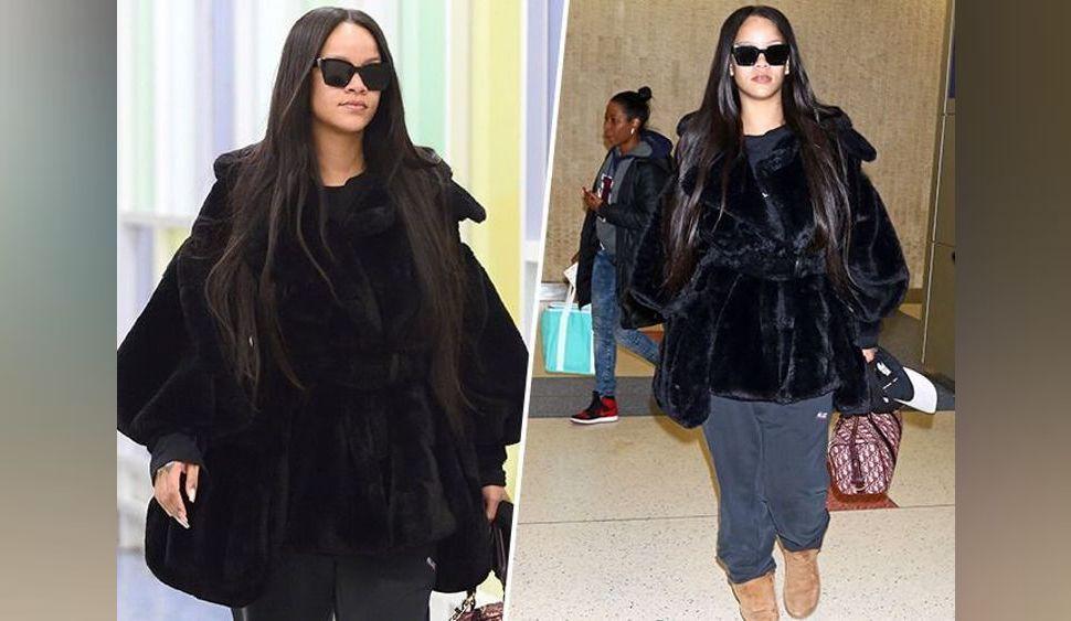Photos : Rihanna enceinte ? Les clichés qui relancent la rumeur !
