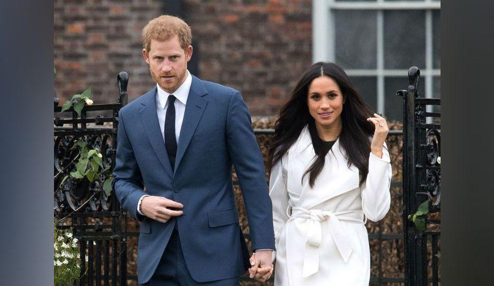 Public Royalty : Regardez, Meghan et Harry ont envoyé leur faire-part de mariage !