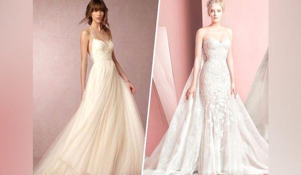 actu people et stars On quelle robe de mariée correspond à votre personnalité