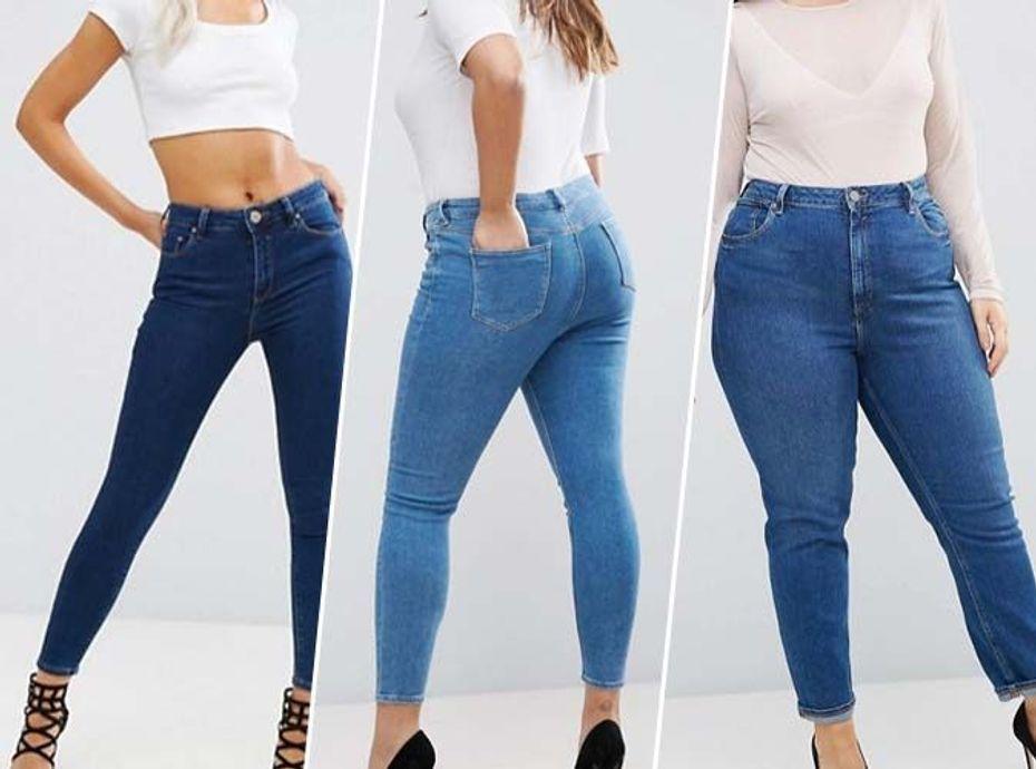 Comment choisir un jean en fonction de sa morphologie ?