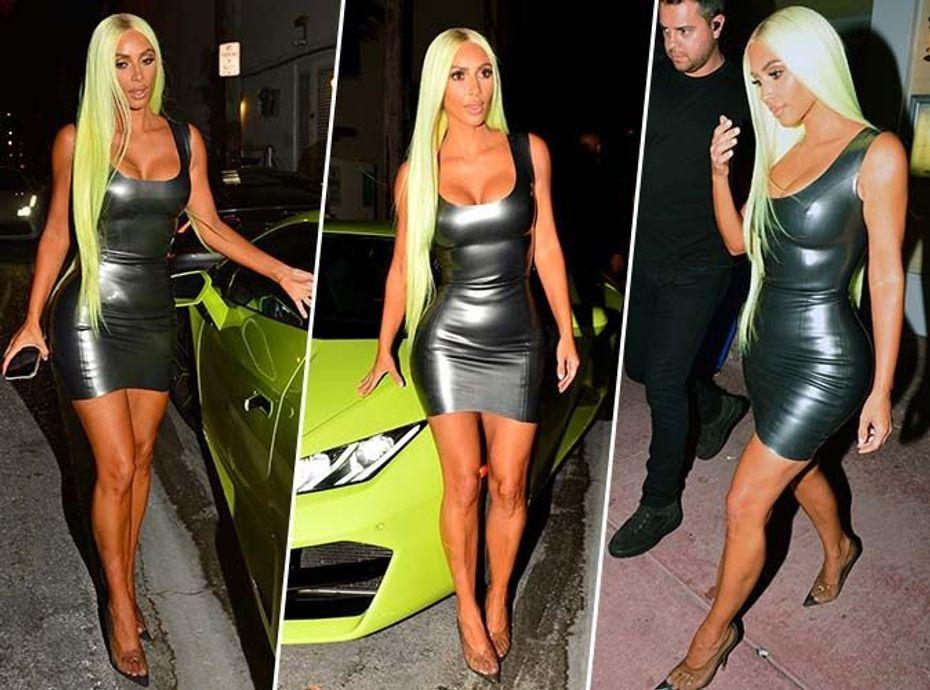 Kim Kardashian : Qui valide son look de poupée Barbie futuriste ?