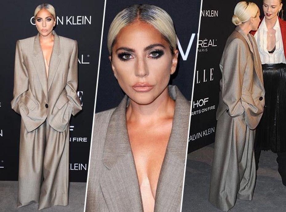 Lady Gaga : méconnaissable, elle nous laisse sans voix dans ce look Marc Jacobs trop stylé !