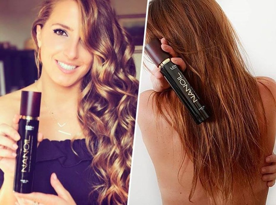 Nanoil : Voici l'huile végétale qui sauve et revitalise TOUS les types de cheveux