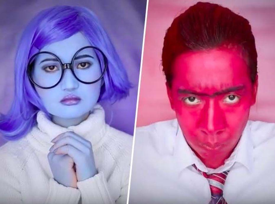 Voici le tuto de maquillage d'Halloween le plus vu de l'histoire de Youtube
