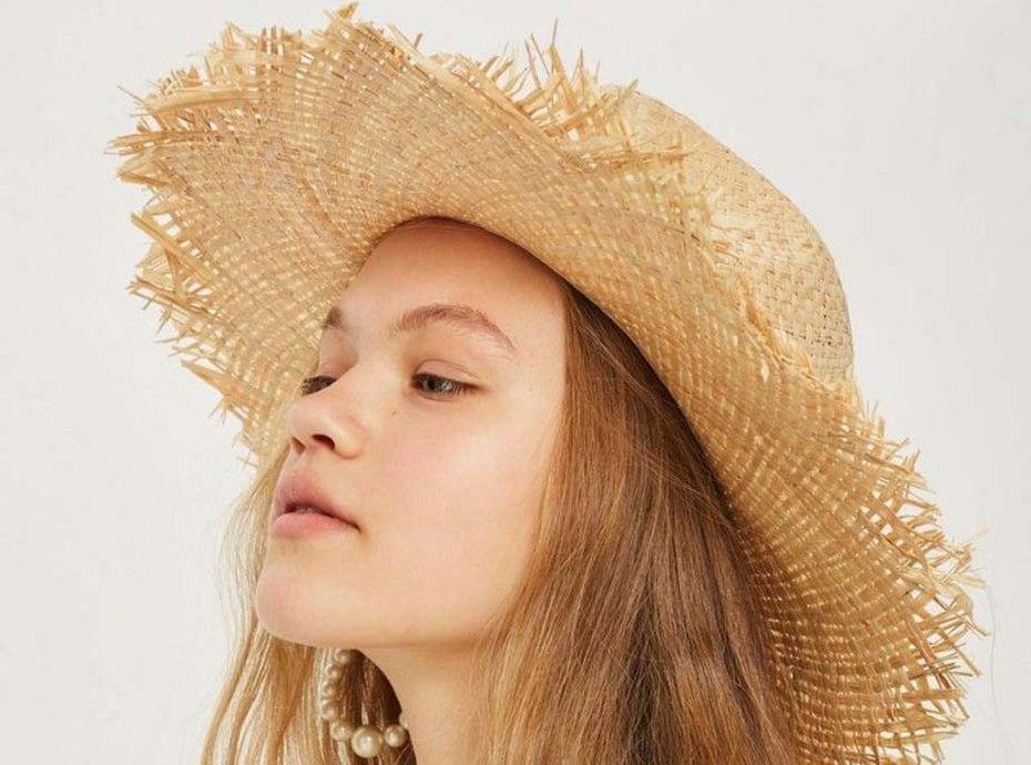 Wanted : le chapeau de paille Topshop